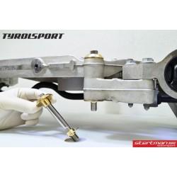 Audi TTRS 8J TyrolSport framvagncentrerings kit med 2 ARP bultar