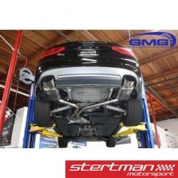 Audi S5 V8 B8 GMG Cat-Back avgassystem