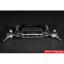 Lamborghini Gallardo LP500-4 Capristo Cat-Back med aktiva avgasventiler