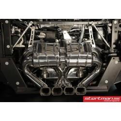 Lamborghini Aventador LP700-4 Cat-Back med aktiva avgasventiler