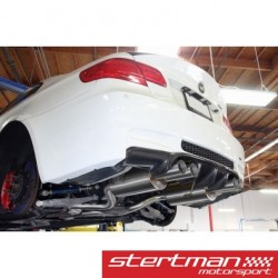 BMW M3 4,0 V8 E92 GMG Slip-On avgassystem
