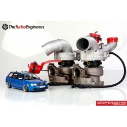 The Turbo Engineers Audi RS6 4,2T V8 TTE650 uppgraderings turbos