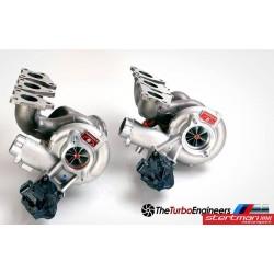The Turbo Engineers BMW M3 / M4 S55 TTE680 uppgraderings turbos