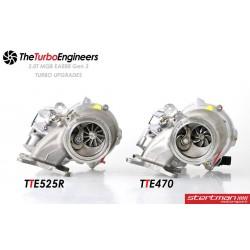 The Turbo Engineers VAG MQB 2,0TFSi TTE525R uppgraderings turbo