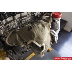 Audi A1 2,0TFSi Quattro 8X CTS Turbo värme filt till turbo