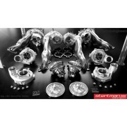 The Turbo Engineers Audi 4,0TFSi TTE9XX uppgraderings turbos