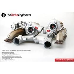The Turbo Engineers Audi RS6 5,0TFSi C6 TTE850+ uppgraderings turbos