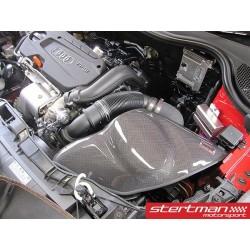 Audi A1 1,4TFSi GruppeM Kolfiber insugskit