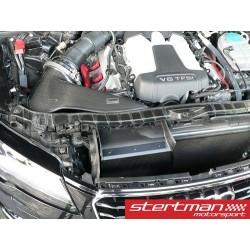 Audi A6 / A7 C7 3,0TFSi GruppeM Kolfiber insugskit