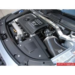 Audi TT 1,8T Quattro 8N GruppeM Kolfiber insugskit