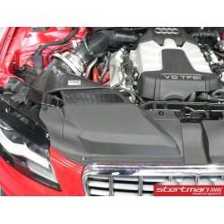 Audi S4 / S5 3,0TFSi B8 GruppeM Kolfiber insugskit