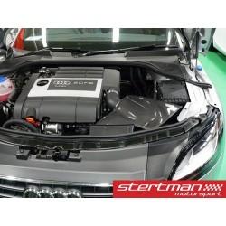 Audi TT 2,0TFSi 8J GruppeM Kolfiber insugskit