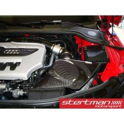Audi TTS 2,0TFSi 8J GruppeM Kolfiber insugskit