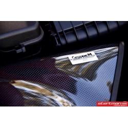 Audi A1 2,0TFSi Quattro GruppeM Kolfiber insugskit