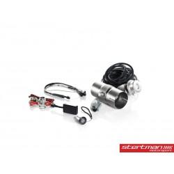 Audi S5 V8 Akrapovic fjärrkontroll till aktiva avgasventiler