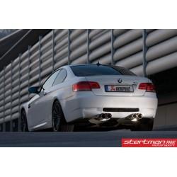 BMW M3 E92/E93 Akrapovic Slip-On i Titan