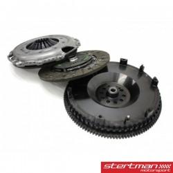 Audi RS4 4,2 V8 B7 Sachs Performance kopplings kit med enkelmassesvänghjul (8kg) organisk lamel 530nm