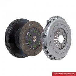 Audi S4 2,7T V6 B5 Sachs Performance kopplings kit med enkelmassesvänghjul (7,2kg) organisk lamel 530nm