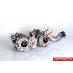 The Turbo Engineers Audi 2,7T TTE550 uppgraderings turbos