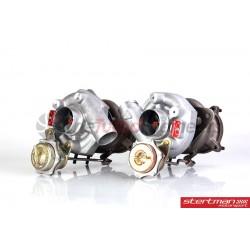 The Turbo Engineers Porsche 996 TTE650 K16 uppgraderings turbos