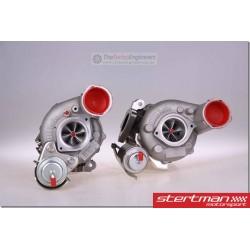 The Turbo Engineers Porsche 955 IHI TTE700 uppgraderings turbos