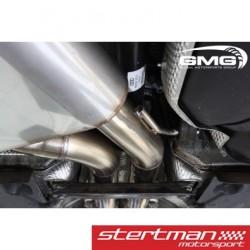 Audi S5 V8 B8 GMG downpipes