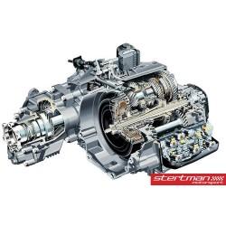 Audi TT 2,0TFSi 8J (211hk) STM S-tronic mjukvara