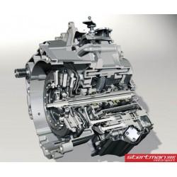 Audi A1 1,4TFSi 8X STM DSG mjukvara