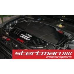 Audi RS6 C5 GruppeM Kolfiber insugskit