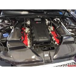 Audi RS4 / RS5 B8.5 GruppeM Kolfiber insugskit