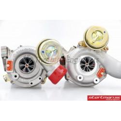 The Turbo Engineers Audi 2,7T TTE380+ uppgraderings turbos