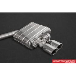 Audi S5 3,0TFSi Capristo Cat-Back med aktiva avgasventiler