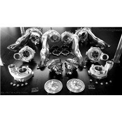 The Turbo Engineers Bentley 4,0TFSi TTE9XX uppgraderings turbos