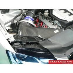 Audi S5 4,2 V8 B8 GruppeM Kolfiber insugskit
