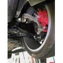 Skoda Octavia RS 5E Stertman Motorsport bromskylning fram