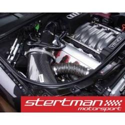 Audi S4 4,2 V8 B6 / B7 GruppeM Kolfiber insugskit