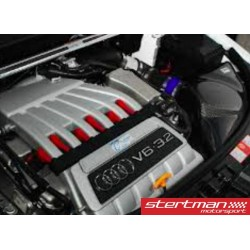 Audi TT 3,2 8J GruppeM Kolfiber insugskit