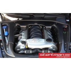 Porsche Cayenne 4,5 Turbo GruppeM Kolfiber insugskit