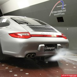 Porsche 997.2 Carrera Werks1 Kolfiber diffuser