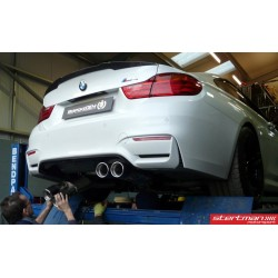 Bmw M3 F80 QuickSilver Cat-Back avgassystem