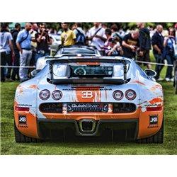 Bugatti Veyron 16.4 Sport QuickSilver Cat-Back avgassystem