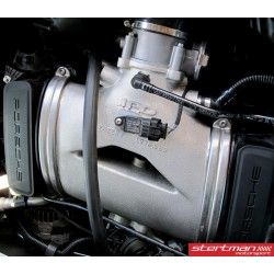 "Porsche 981 Boxster 2,7 DFi IPD 82mm insugs ""Competition"" plenum"