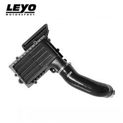 MQB 2,0TFSi Leyo Motorsport insugs slang svart i silicon
