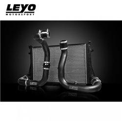 VAG MQB 2,0TFSi Leyo Motorsport tryckrör med slangar