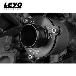 VAG 2,0TFSi EA888 Leyo Motorsport ersättnings rör för turbo ljuddämpare