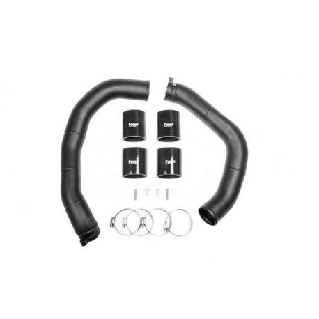 BMW M2 S55 Forge Motorsport Tryckrör med tryckslang mellan turbo och intercooler