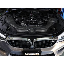 BMW M5 F90 GruppeM Kolfiber insugskit