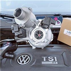 Ladermanufaktur GMBH VAG MQB 2,0TFSi LM440 (IS38) uppgraderings turbo