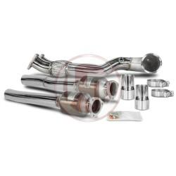 Audi RS3 2,5TFSi 400hk 8V gen 2 Wagner Tuning Downpipe med 200 cells racekatalysatorer