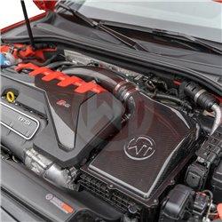 Audi RS3 2,5TFSi 8V gen 2 Wagner Tuning Ø89mm Kolfiber insugskit (utan luftfilter)